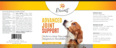 Reviact™ Advanced Canine Joint Supplement
