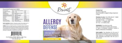 Reviact ™ Allergy Defense Tablets