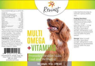 Reviact™ Multi Omega + Vitamins