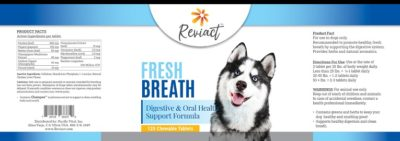 Reviact ™ Fresh Breath